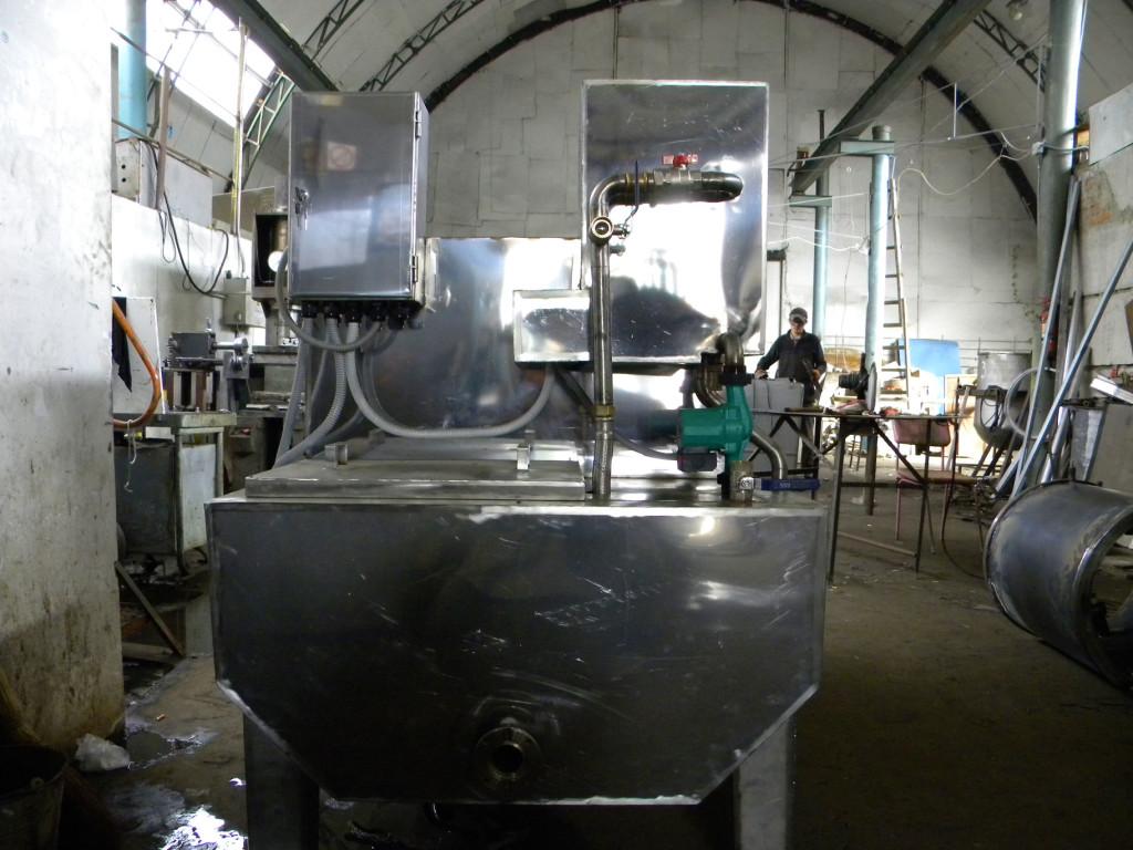 ванна плавления жира (жиротопка) спецтехсервис